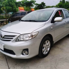 2011 Used Toyota Corolla ,1.6T,Manual GL