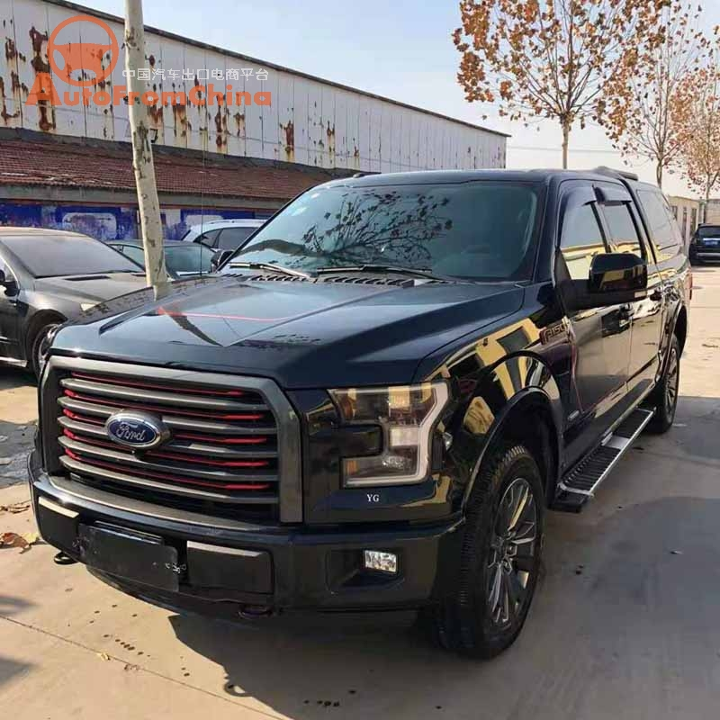 2017 used Ford Raptor F150 pickup ,3.5T , Automatic