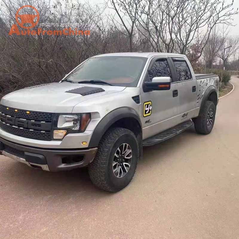 2012 used Ford Raptor  pickup ,6.2T , Automatic