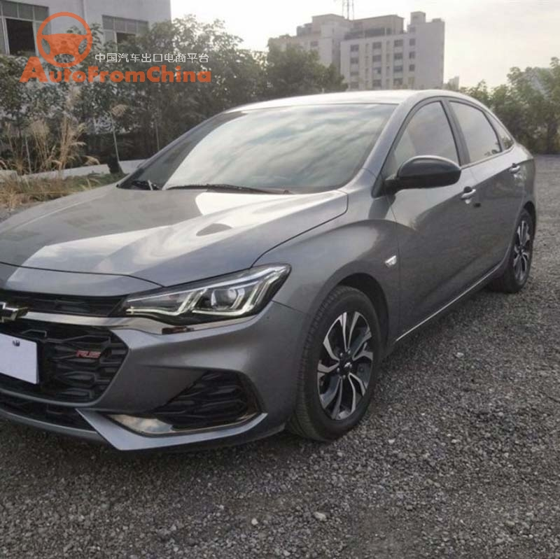 2019 Used Chevrolet Cruze RS 330T Sedan   ,1.3T  Automatic