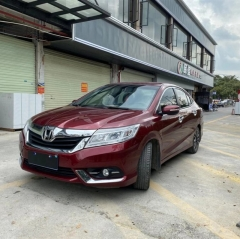 2015 used Honda Crider ,1.8T Automatic Luxury Edition