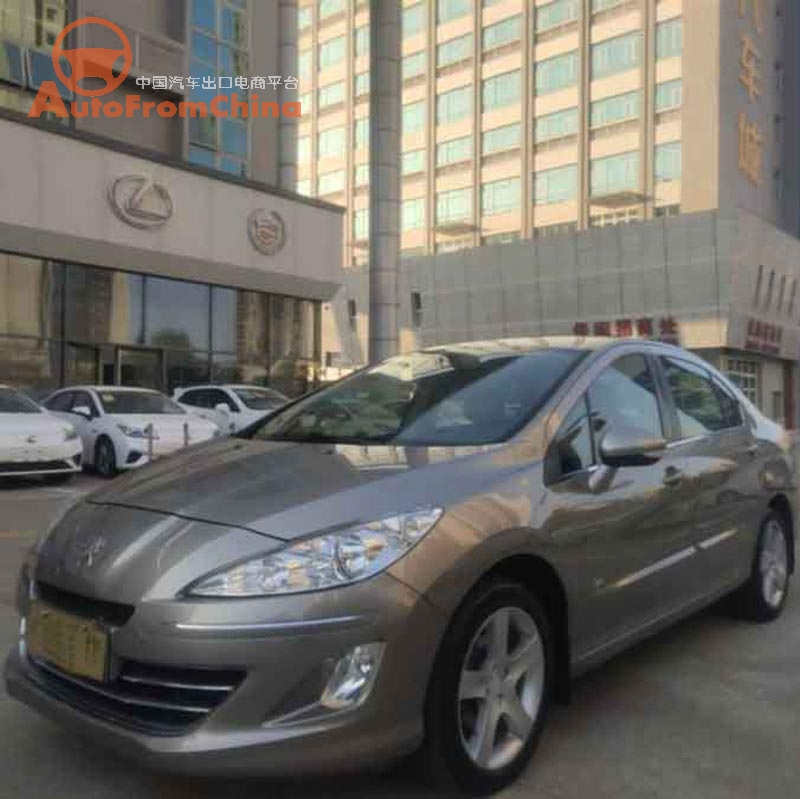 Used 2013 Dongfeng Peugeot 408 2.0L Manual  Luxry Edition