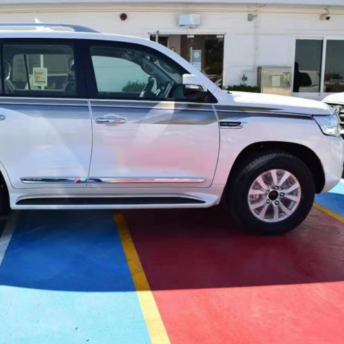2021 YEAR TOYOTA LAND CRUISER 4.5 GXR LEATHER 8 SEATS 4.5L DIESEL V8, 6 SPEED AUTOMATIC
