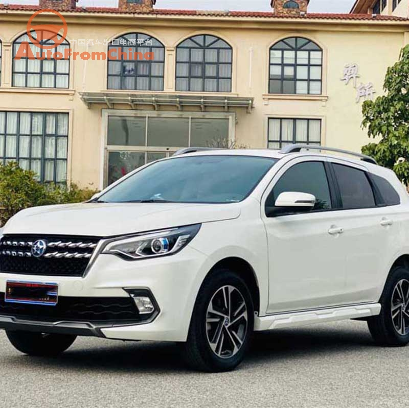 2019 used Dongfeng Venucia T70 SUV  ,2.0T CVT