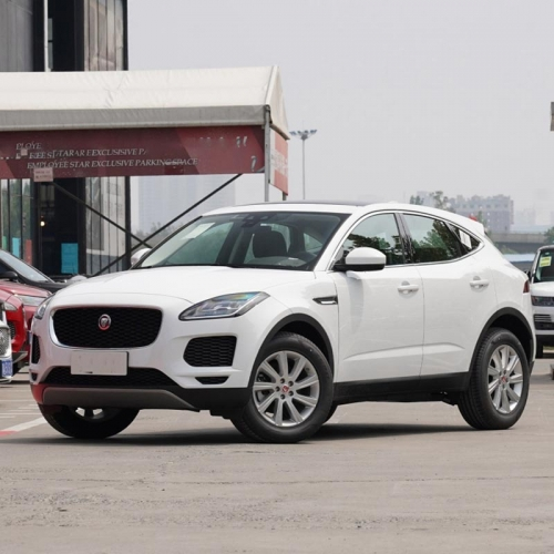 New 2018 Jaguar E-Pace P200 SUV  ,Automatic Full Option Euro VI