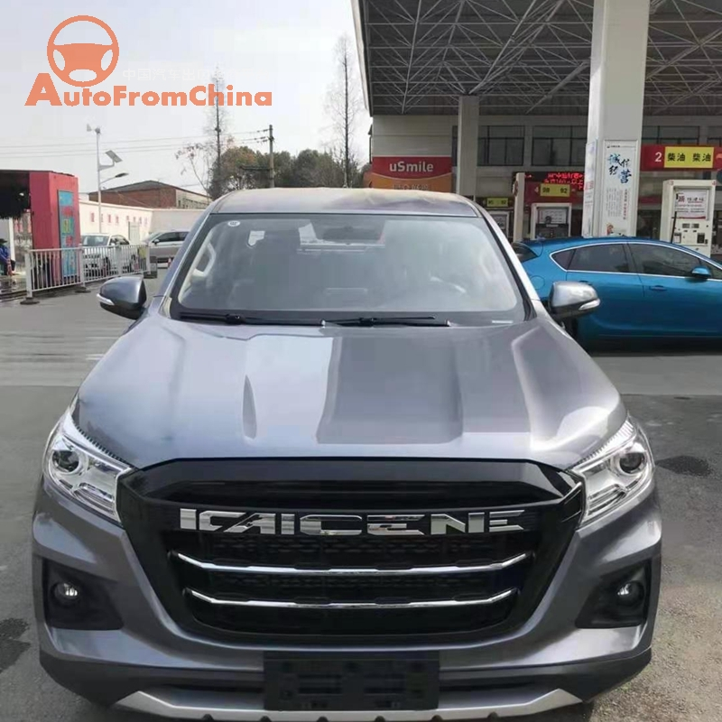 2021 New Changan Kaicene F70 Pickup ,Diesel 4WD ,6MT