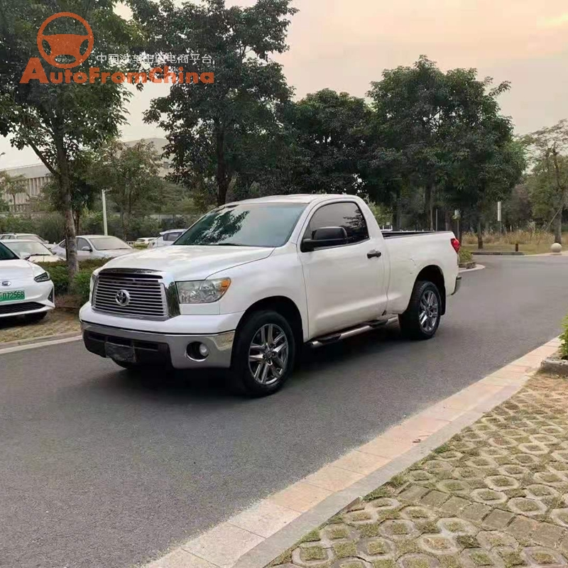 used 2013 America Edition Toyota Tundra Pickup ,TRD   Front and rear electroplated bumpers  5.7T