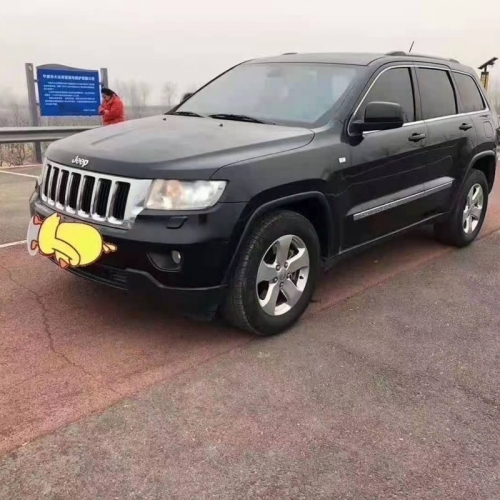 2021 used Jeep Grand Cherokee,4*4 ,3.6V6 Top Edition (Import)