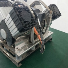 Oil-free electric air compressor for new energy vehicles
