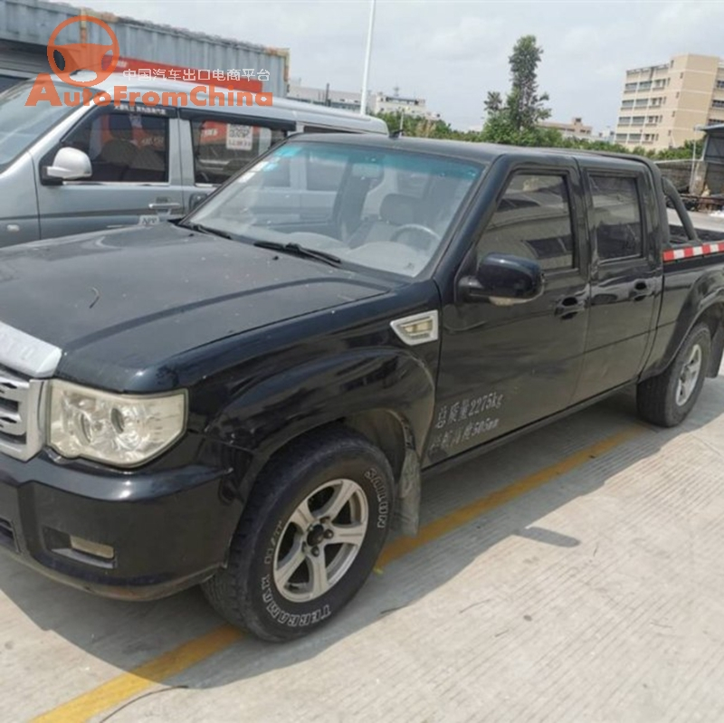 2013 used Foday Master F16 pickup  ,2.2L , Manual