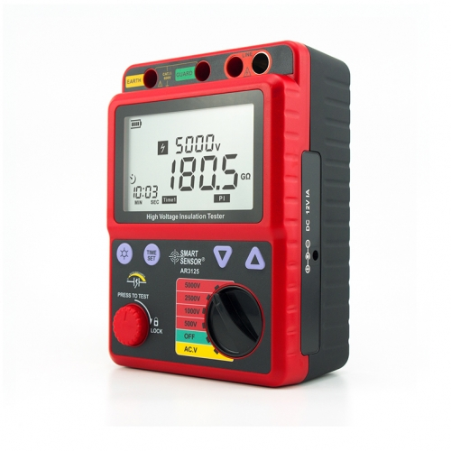 Routine maintenance of electric vehicles  Insulation Resistance Tester