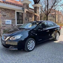 used 2021  Nissan Sylphy electric Sedan ,NEDC Range 338 km