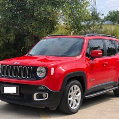 used 2017 Jeep Renegade SUV 180T Automatic Full Option