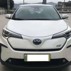 used 2020 Toyota C-HR electric SUV  ,NEDC Range 400 km Premium Skylight Edition