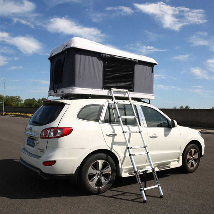 Hard Shell Roof Top Tent Catering for Campers
