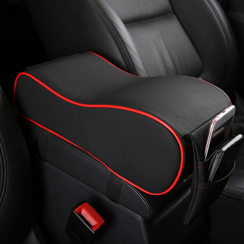 Car Accessories Armrest Cushion Four Seasons Universal Memory Cotton Central Hand-held Covers