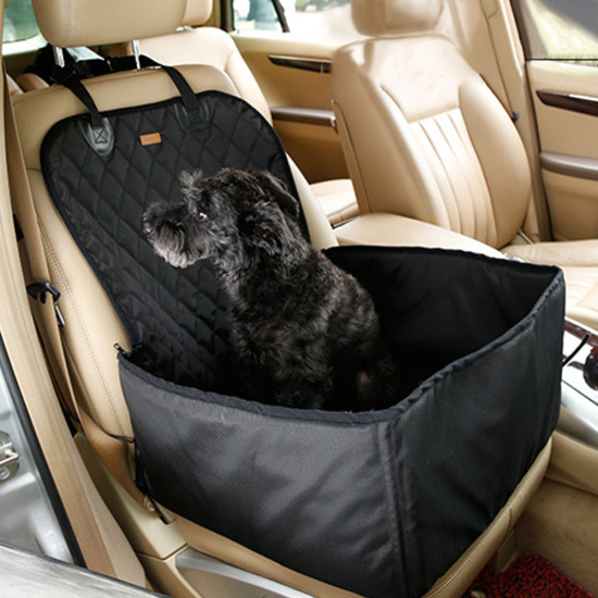 Waterproof Pet Car Seat Cover Durable Nonslip Backing Pet Front Seat Cover for Cars Trucks and SUVs