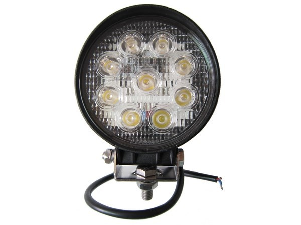 Waterproof Powerful Car Led 10-30v DC Work Light Free Shipping