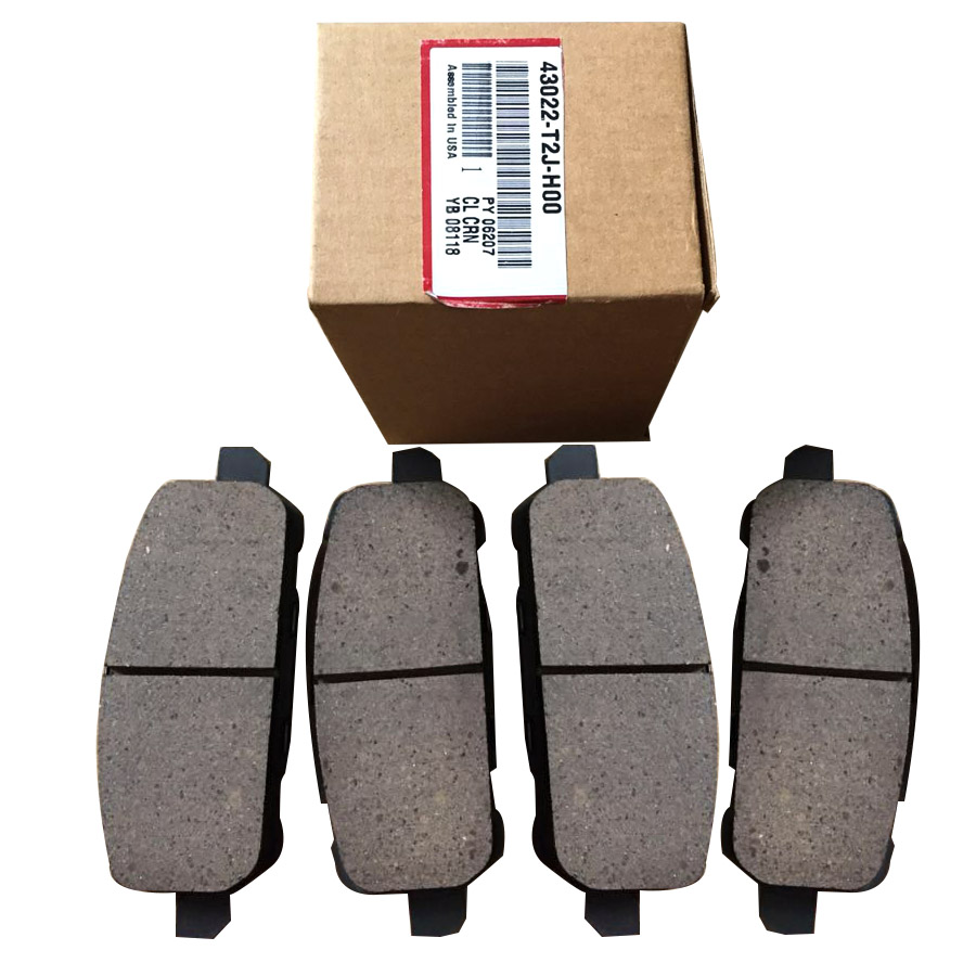 Honda Accord Rear Brake Pads