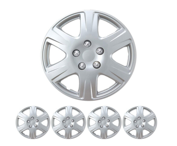 BDK Toyota Corolla Style Hubcaps 15