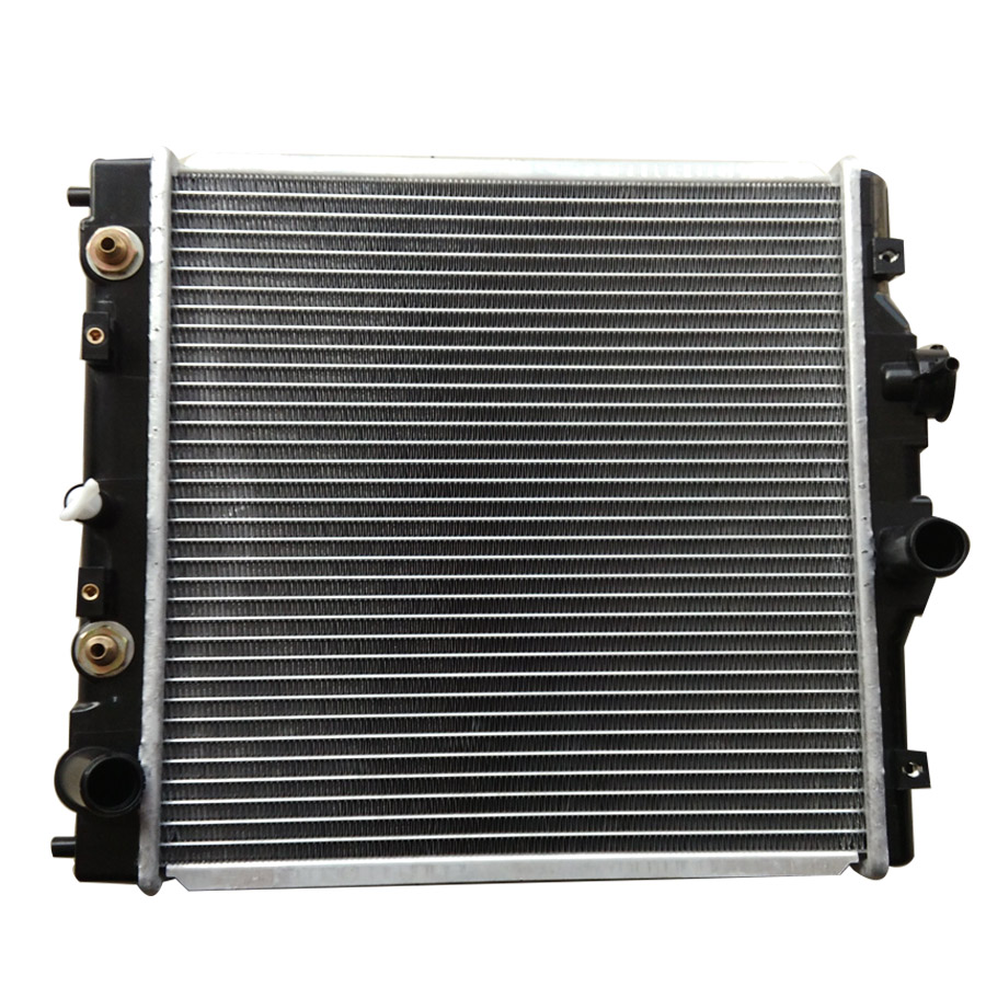 Auto radiator and car radiator for 1992-2000Honda CivicEX 1.6 liter L4 EK3 radiator 19010-P28-G51 DPI 1290